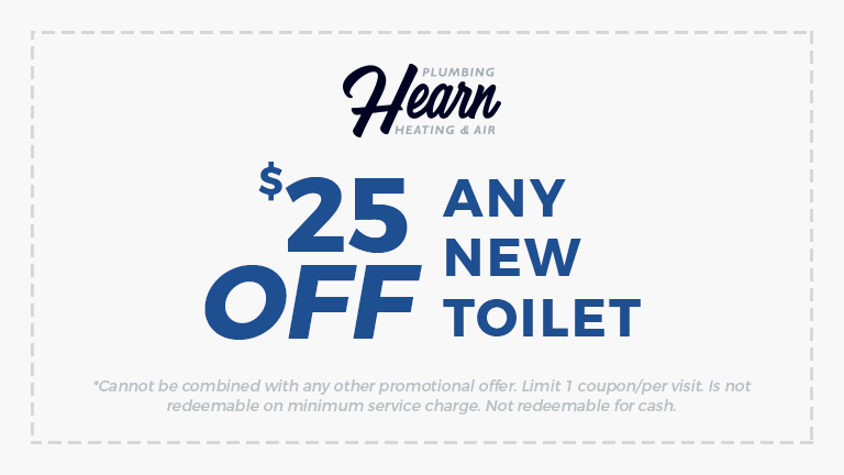 $25 off a new toilet